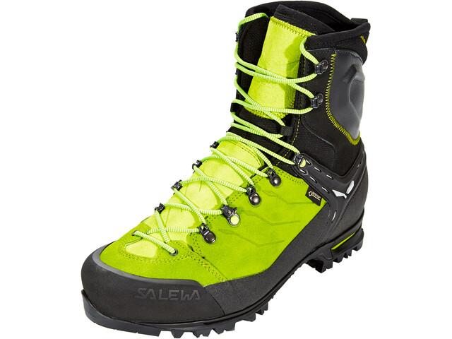 Salewa Vultur Evo GTX Shoes Men green/black
